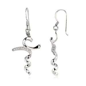 I Stand in Awe Sterling Silver Earrings Jewelry
