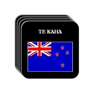 New Zealand   TE KAHA Set of 4 Mini Mousepad Coasters