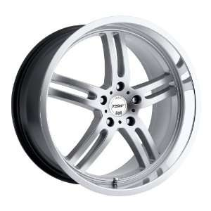 0x8 TSW Indy 500 (Hyper Silver w/ Mirror Lip) Wheels/Rims
