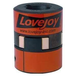 : Lovejoy 1/2 Bore No Keyway Lovejoy Coupling Hubs: Home Improvement