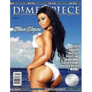 DimePiece Magazine Issue #5   Blac Chyna: Dimepiece