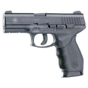 24/7 Plastic Semi Auto CO2 Airsoft Pistol   Black