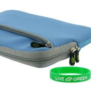 Acer AOD250 1197 10.1 Inch Netbook Neoprene Sleeve Case (Extra Pocket