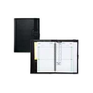 four day spreads, address/phone book, page locator, note pad and a