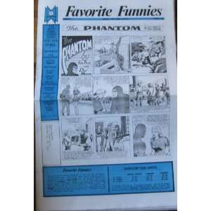 Favorite Funnies: 1 thru 12 Sept 1973 thru Nov 1973 (The