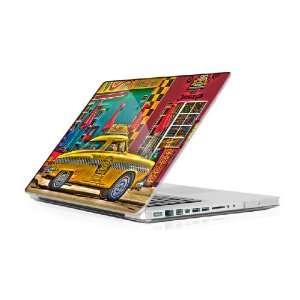 Caliente Taxi   Macbook Pro 15 MBP15 Laptop Skin Decal