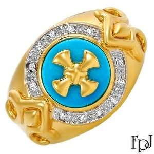 Fpj Sensational Brand New High Quality Ring With 3.16Ctw
