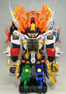 Power Rangers SAMURAI HAOU Samurai Sentai Shinkenger DX MAGAZORD set