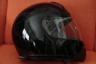 SHOEI RF 800 Black Motorcycle Helmet (Medium)