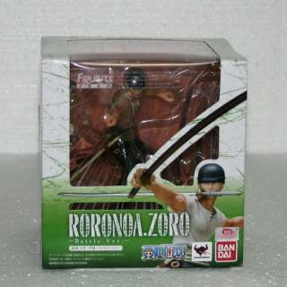Bandai SH Figuarts(SHF) Zero One Piece Roronoa Zoro(Battle Version