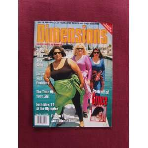 DIMENSIONS MAGAZINE   September 1996 CONRAD H., BLICKENSTORFER Books