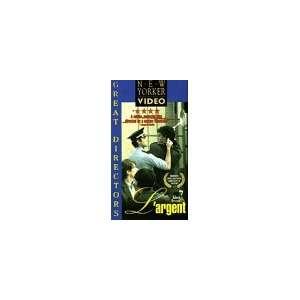 LArgent [VHS] Christian Patey, Sylvie Van den Elsen
