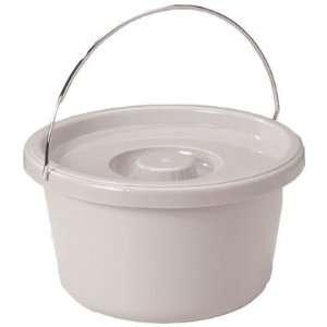 7.5 Quart Commode Bucket Drive Medical 7.5 Quart Commode