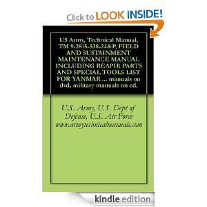 LIS FOR YANMAR DIESEL  manuals on dvd, miliary manuals on cd