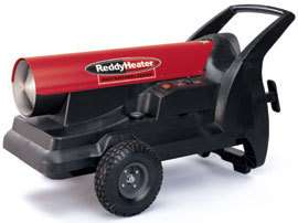 Reddy Heater Forced Air Heater 125,000 BTU Recon