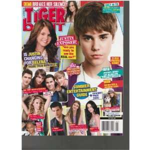 Justin Bieber Exposed Are you ready to see the real Me?, June 2011