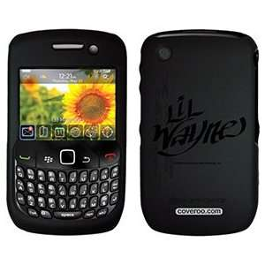 Lil Wayne Tag on PureGear Case for BlackBerry Curve
