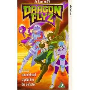 Dragon Flyz [VHS] T.J. Benjamin, Saul Bernstein, Thomas