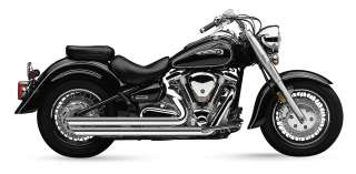 Speedster Exhaust Yamaha Roadstar 1600 1700 99 00 01 02 03 04 05 06 07
