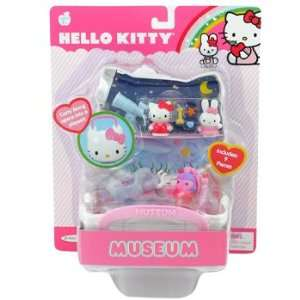 Sanrio Hello Kitty   Mini Playset   MUSEUM Toys & Games