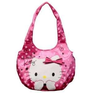 Hello Kitty Mini Round Bottom Bucket Hobo