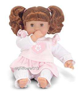 Brianna 12 inch Baby Doll by Melissa and Doug NEW