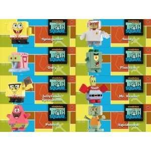 Burger King Kids Meal Nickelodeon Spongebob Squarepans