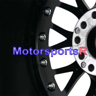 18 18x8.5 18x10 XXR 521 Flat Black Rims Wheels Staggered 5x4.5 5x114.3