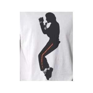 Michael Jackson pop art graphic T shirt (Mens XL