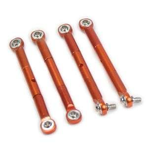 Traxxas Alum Front/Rear Adj.Tie Rod 1/16 Slash   OR   4158O