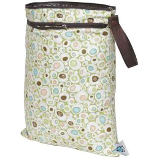 NEW Planet Wise Reusable Wet/Dry Bag Holds 8 9 diapers