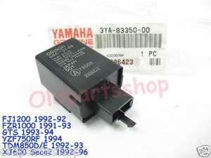 Yamaha YZF750 XJ650 FJ1200 FZR100 Flasher Relay NOS 3YA