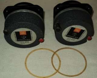 VINTAGE JBL BULLET TWEETER DRIVER SPEAKER  2402