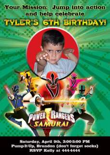 Power Rangers Samurai   GREEN