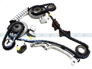 NISSAN 3.0L COMPLETE TIMING CHAIN KIT + OIL PUMP VQ30DE