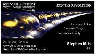 250 Custom Business Cards