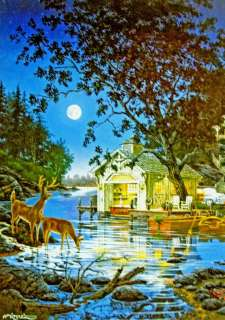 by WILLIAM A.S. KREUTZ 750 PIECE ROSE ART JIGSAW PUZZLE   NEW