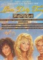 DOLLY PARTON TAMMY WYNETTE LORETTA LYNN 1993 Poster Ad