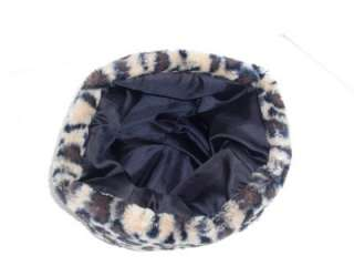 Cejon Animal Print Womens Bucket Hat NWT