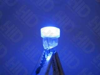 BLESK BLUE T10 LED LIGHTS 194 168 2825 Wedge bulbs PAIR