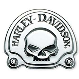 Harley Davidson Willie G Skull Medallion 91718 02