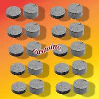 Brake Pads for MiniBike or Go Cart 10 Pairs of Pucks