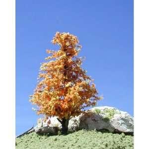 Deciduous Trees w/Real Wood Harvest Dawn 3 5 (2) TLS217