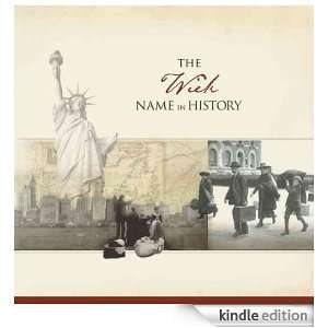 The Wiek Name in History: Ancestry  Kindle Store