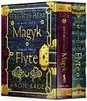 Septimus Heap Box Set Books 1 and 2, Author
