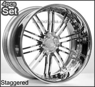 22 3pc Forged Mercedes Benz Wheels Rims S550 ML