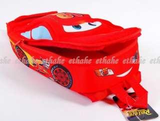 Disney Pixar Cars Kids Nylon Mini Bag Backpack Red 2N8W