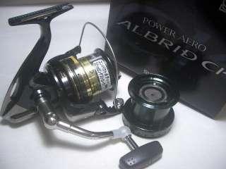 Shimano Power Aero Albrid CI4 3Type Surf Fishing Reel