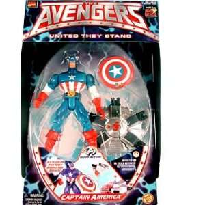 Avengers Animated  Captain America Action Figure Toys