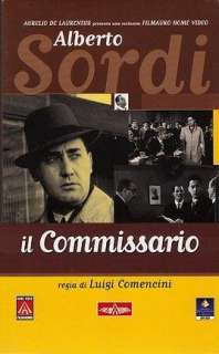 Popular Italian comic Alberto Sordi does an excellent job of creating